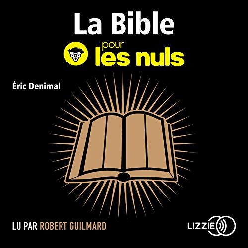 Page de couverture de La Bible pour les Nuls