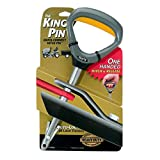 Good Vibrations 150 King Pin Lawn Mower Quick Connect Hitch Pin