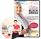 The Little Black Dress Workout DVD for Beginners and Seniors - Low Impact Full Body Exercise Program for Women
