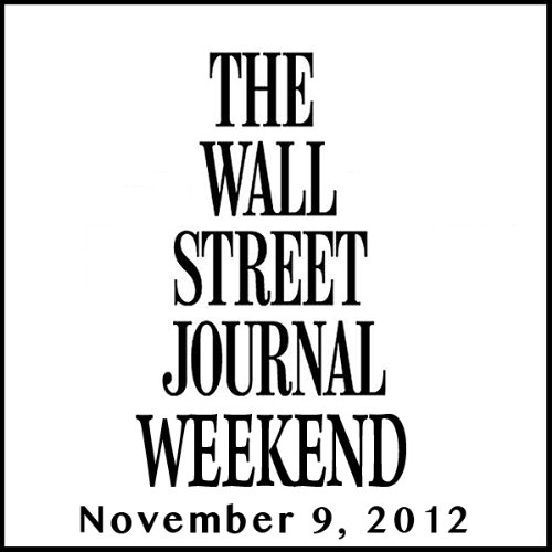 Weekend Journal 11-09-2012 audiobook cover art