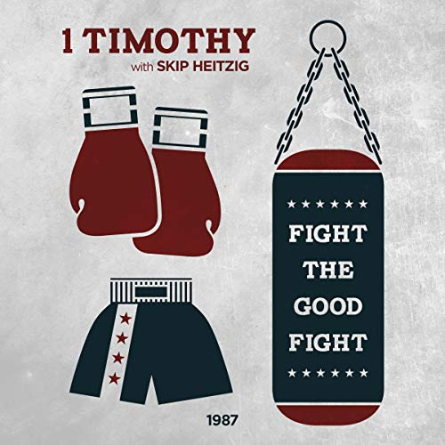 55 II Timothy - 1987 audiobook cover art