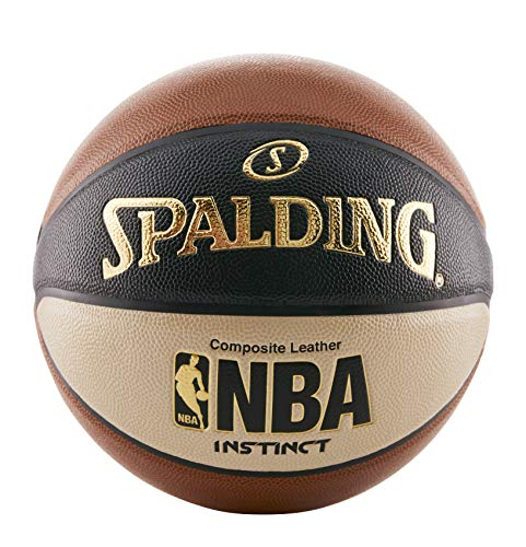 Why Choose Spalding NBA Instinct Basketball (Fоur Paсk, Orange/Black/Oatmeal)