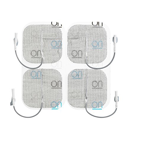 PALS Platinum zelfklevende elektroden 5 x 5 cm - 4 stuks (geschikt voor btw-verlichting in het Verenigd Koninkrijk)