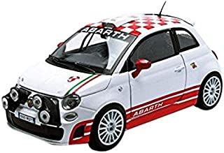 Motormax – 73379 – Vehicle Miniature – Scale Model – FIAT ABARTH 500 R3T 1/24 Scale