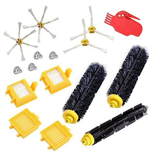 Kit di spazzole di ricambio per aspirapolvere Irobot Roomba serie 700 760 770 780