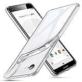 ESR Google Pixel 3 Case, Slim Clear Soft TPU Back Cover