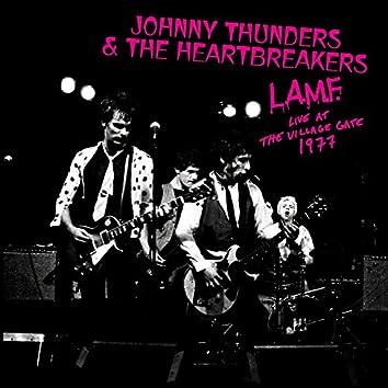 L.A.M.F. Live at the Village Gate 1977