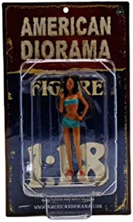 American Diorama Car Wash Girl - Dorothy 1:18 Scale