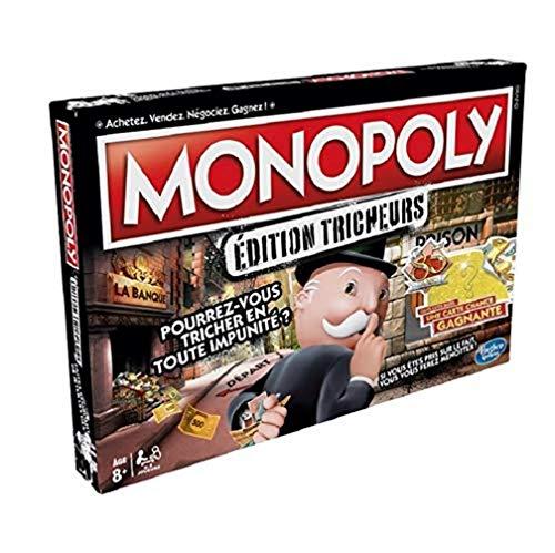 Monopoly Cheats - Brettspiel - Brettspiel - Französische Version