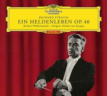 R.シュトラウス:交響詩《英雄の生涯》、交響詩《ティル・オイレンシュピーゲルの愉快ないたずら》