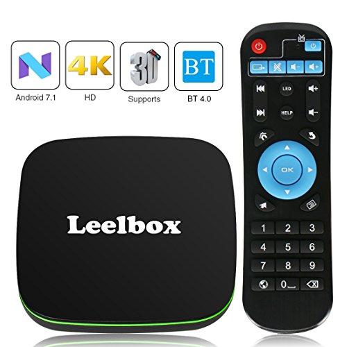 Leelbox Q2 Mini Android 7.1 TV Box 2GB RAM+8GB ROM...