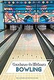 Cuaderno de Bitácora Bowling: Simple Bolera Libro de Puntuación | Cuaderno de Registro para llevar la cuenta de las puntuaciones y más | Genial regalo ... de Puntuación para los Jugadores de Bolos