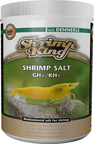 Dennerle Shrimp King Shrimp Salt GH/KH+ 1kg