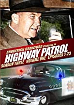 Highway Patrol: Season Three - Volume One (Episodes 1 - 23) - Amazon.com Exclusive by Broderick Crawford