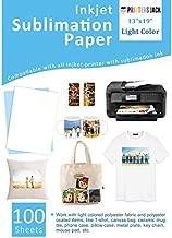 Sublimation Paper 100 Sheets 13