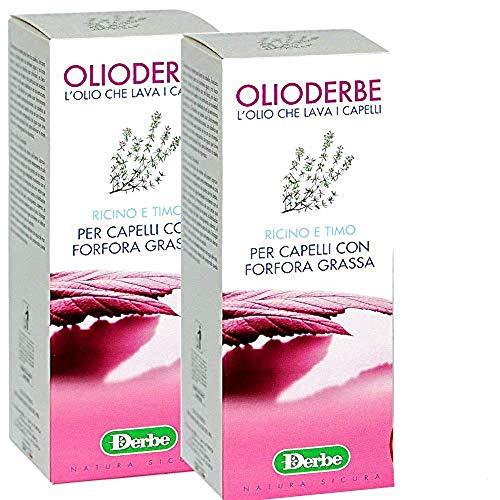 OLIODERBE TIMO 200 ml Derbe (2 Confezioni 200 ml)