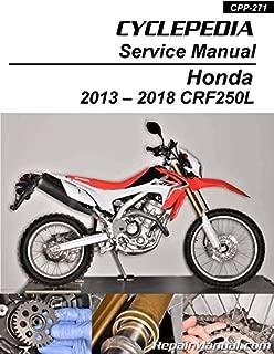 CPP-120 Honda XR50 CRF50 Motorcycle Cyclepedia Printed Service Manual