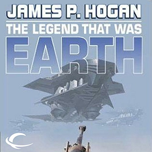 The Legend That Was Earth audiobook cover art