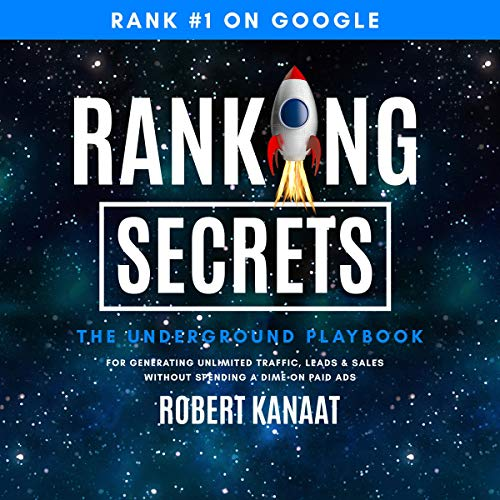 Ranking Secrets Audiobook By Robert Kanaat cover art