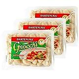 Bartenura Potato Gnocchi, Original 1LB (3 Pack) Made in Italy