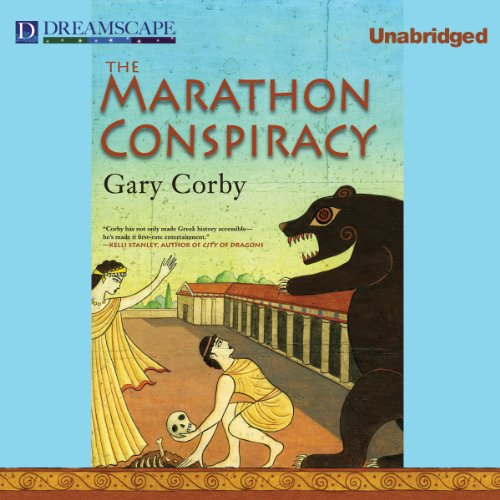 The Marathon Conspiracy audiobook cover art