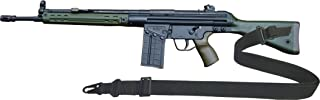 Fire Force Item 8378 Combat Ready 2 Point Heavy Duty Sling for HK and HK91 Type Rifles Made in USA