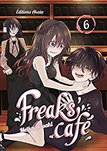 Freaks' Cafe Edition simple Tome 6