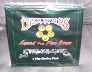 diskwars legend of the five rings