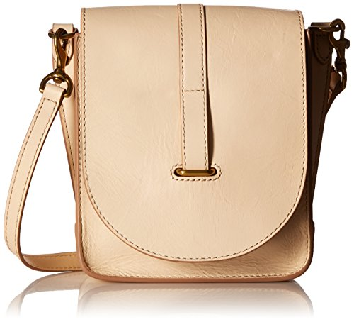 Ilana Crossbody Messenger Bag, Natural, One Size