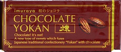 井村屋 チョコレートようかん 煉 55g×12個