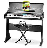 Funkey DP-61 II Piano Digitale con soporte y auriculares...