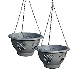 Smart Spring Hanging Basket Planters for Tomatoes and Herbs