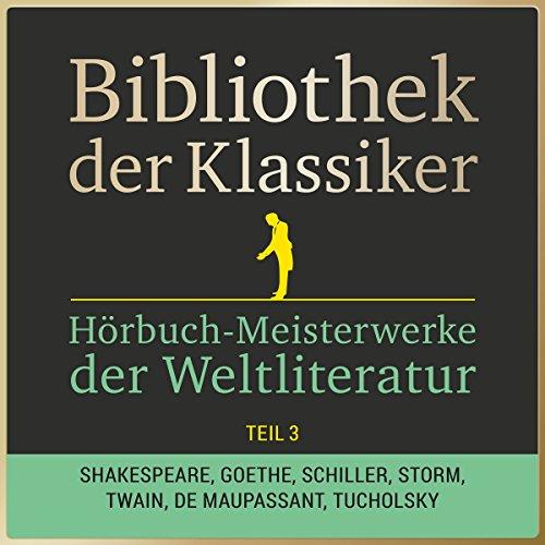 Hörbuch-Meisterwerke der Weltliteratur, Teil 3 Titelbild
