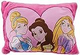 Disney Princess Decorative Toddler Pillow, Pink