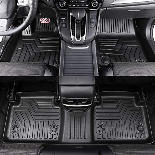 Kucok Car Floor Mat Liner Fit for Honda CRV,TPE Floor Mats...