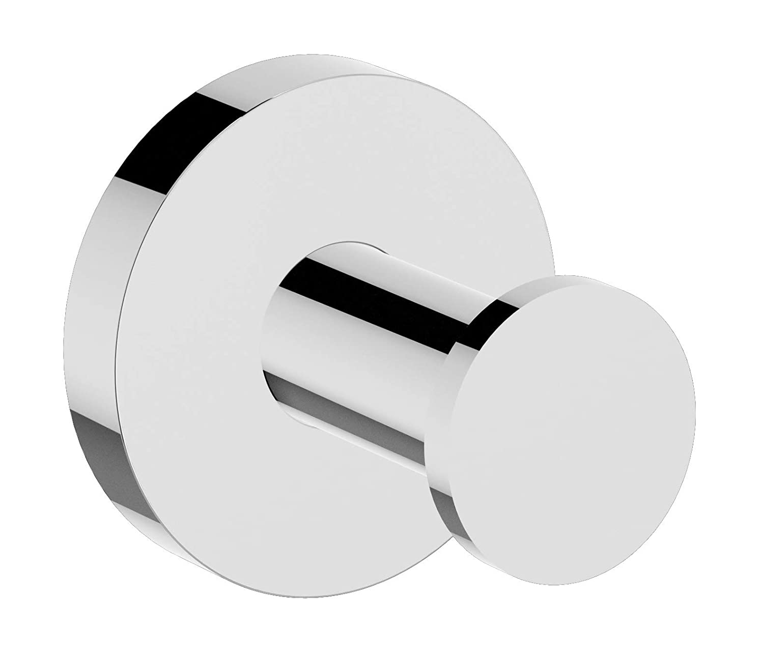 Symmons 673RH Identity Wall-Mounted Robe Hook in Polished Chrome
