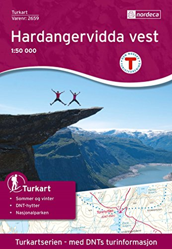 Hardangervidda Weste nordeca r/v