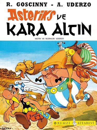 Asteriks ve Kara Altın - 12