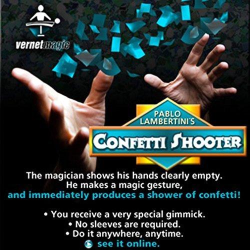 Magie Pluie de Confettis - Confetti Shooter