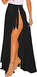 Women's Sarong Swimsuit Cover Up Summer Beach Wrap Skirt Swimwear Bikini Cover-ups