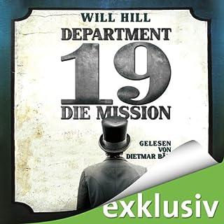 Department 19: Die Mission (Kostenlose Hörprobe) Titelbild