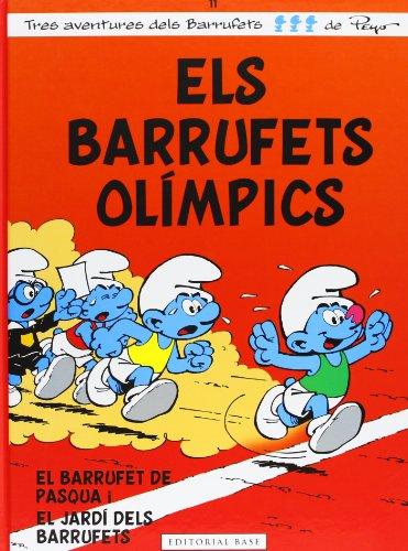 Els Barrufets Olímpics: 11 (Les aventures dels Barrufets)