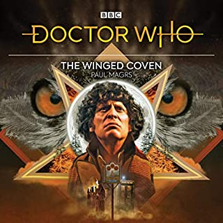 Doctor Who: The Winged Coven cover art