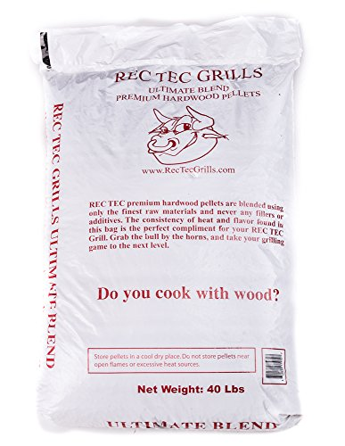 RecTec Grills Ultimate Blend Pellets, 40lb, 40 lb