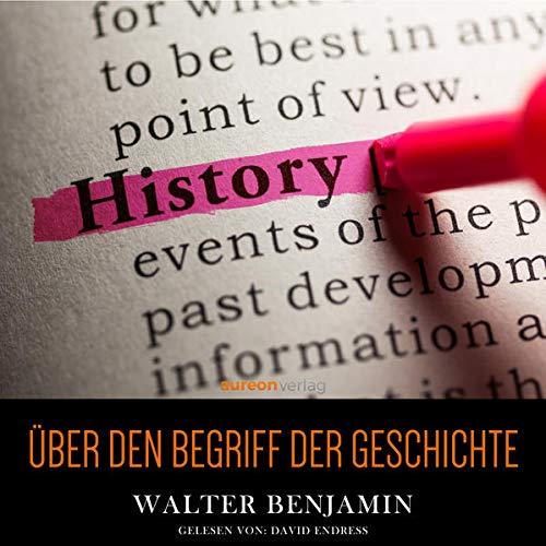 Über den Begriff der Geschichte Titelbild