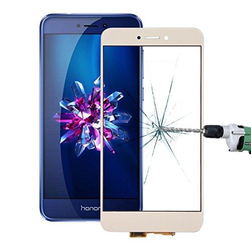 xiaowandou Reparar para su teléfono IPartsBuy for el Accesorio de la asamblea del digitizador de la Pantalla táctil de Huawei P8 Lite 2017 a renovación (: For p8 Lite 2017 Gold)