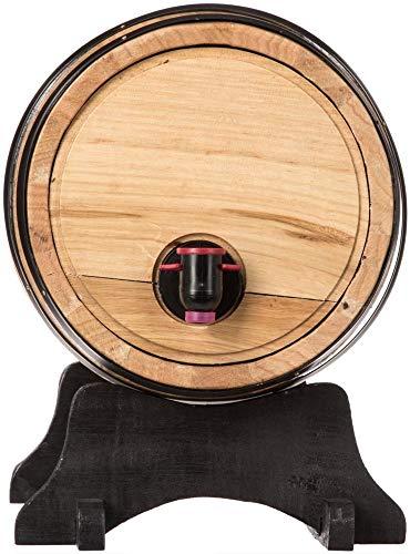 Botellas de vino – Contenedor para vino – Capacidad: 5,5 litros