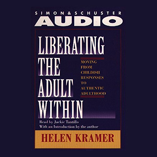 Liberating the Adult Within  cover art