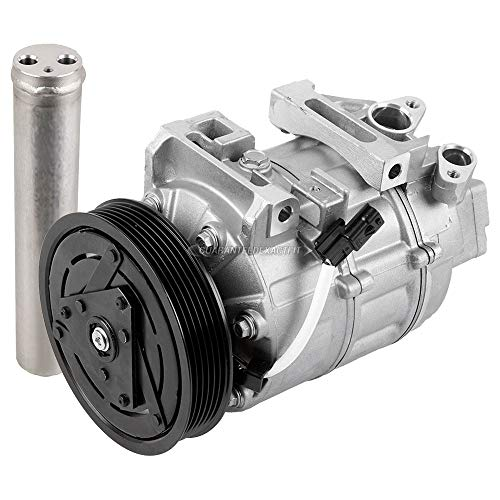 For Nissan Altima 2007 2008 2009 2010 2011 2012 AC Compressor w/A/C Drier - BuyAutoParts 60-88933R2 New