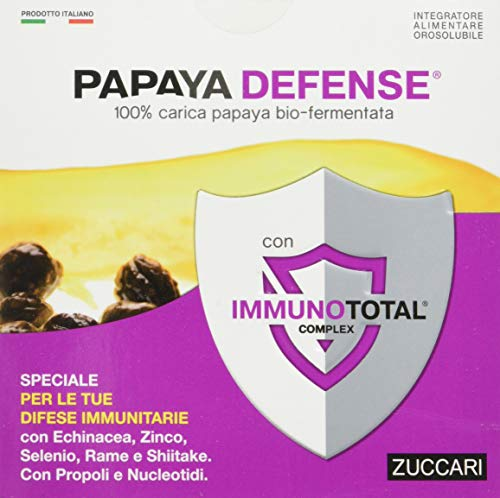 ZUCCARI Papaya Defence, 30 Bustine - 92 ml